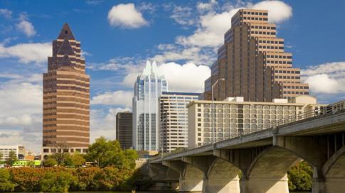 La capital de Texas destaca por su excelente capacidad para atraer talento global, dice el informe. GETTY IMAGES