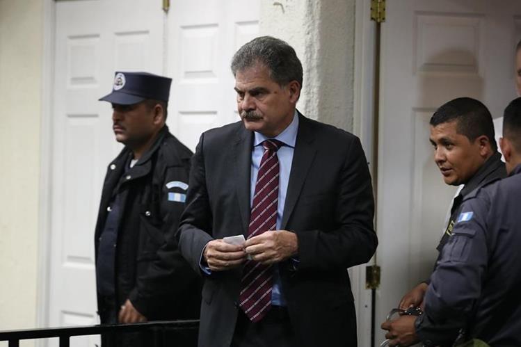 Juan Alberto Fuentes Knight, exministro de Finanzas Públicas. (Foto Prensa Libre: Paulo Raquec)