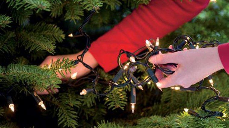 Que el rbol de Navidad no sea un peligro para su familia