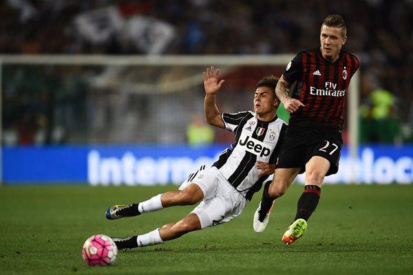 Dybala es una de las principales figuras de La Juventus. (Foto Prensa Libre: AFP)