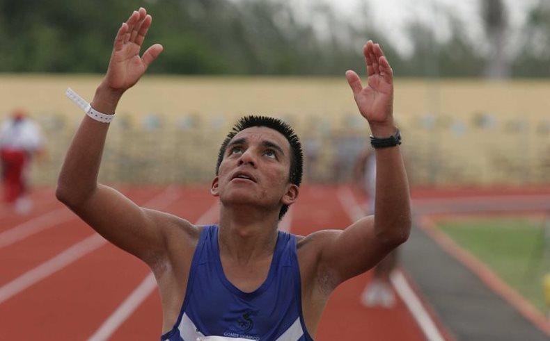 Julio Martínez ganó bronce en los Juegos Centroamericanos y del Caribe en las Bahamas. (Foto: Hemeroteca PL)