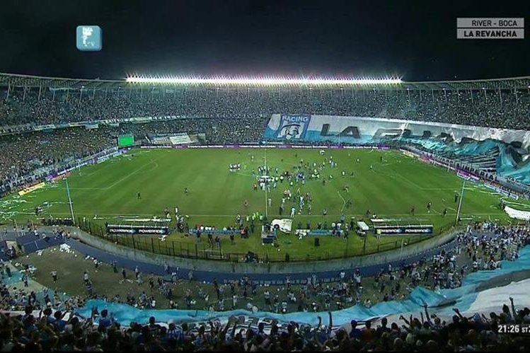 El futbol será gratis hasta 2019 en Argentina. (Foto Prensa Libre: Tomada de Internet)