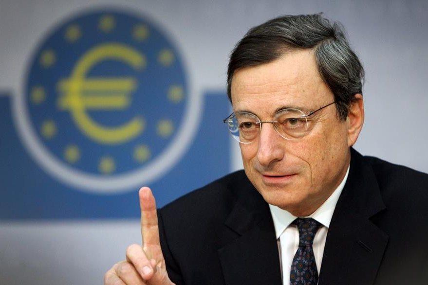 Mario Draghi, presidente del Banco Central Europeo, asumió el puesto en noviembre de 2011. (Foto Prensa Libre: Getty Images)