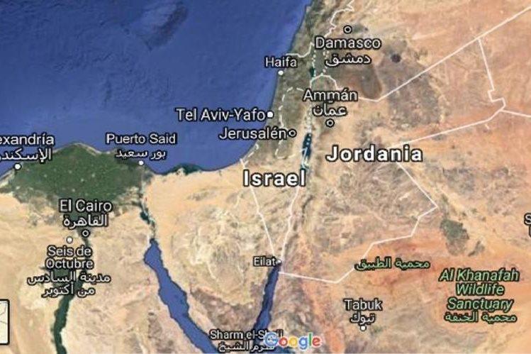 Google Maps borra de su aplicación de mapas el nombre de Palestina.