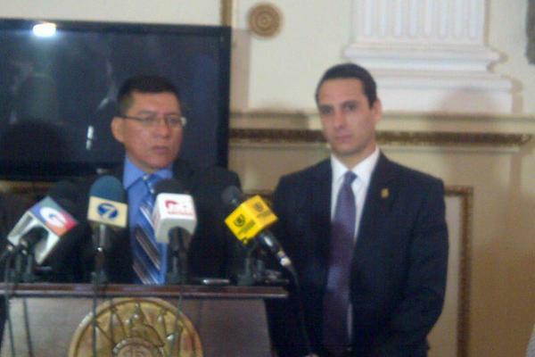<p>Iniciativa propone que guatemaltecos en el extranjero puedan votar por diputados. (Foto Prensa Libre: Manuel Hernández)</p>