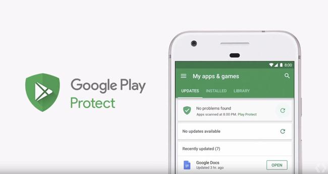 Google presenta una función mejorada para proteger los teléfonos con su sistema operativo (Foto Prensa Libre: Xataka).