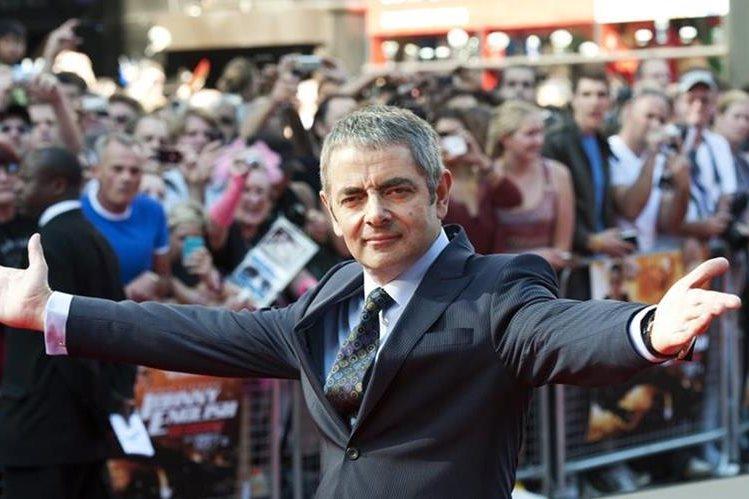 Rowan Atkinson y Mr. Bean siguen vivos. Tenga cuidado con lo que lee en internet (Foto Prensa Libre: AFP).