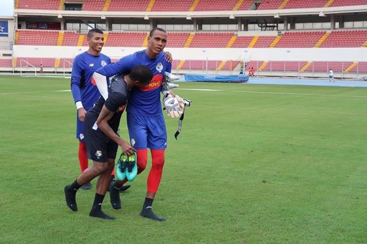 Los jugadores panameños están listos para encarar un nuevo reto a nivel regional. (Foto Prensa Libre: FEPAFUT)