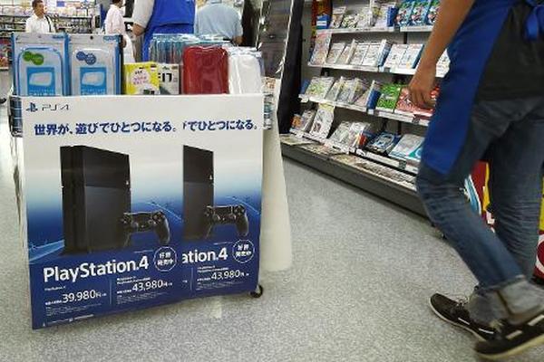"""<p>Sony continúa conquistando el mercado de las consolas de videojuegos. (Foto Prensa Libre: AFP)<br _mce_bogus=""""1""""></p>"""