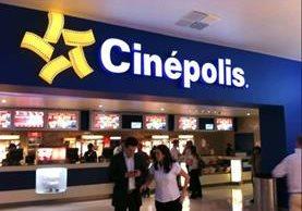 Cinépolis abrió seis nuevas salas en el centro comercial Sankris Mall. (Foto Prensa Libre: Cortesía)