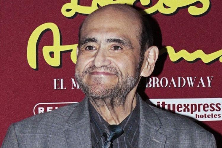 Édgar Vivar tiene anemia. (Foto Prensa Libre: Hemeroteca PL)