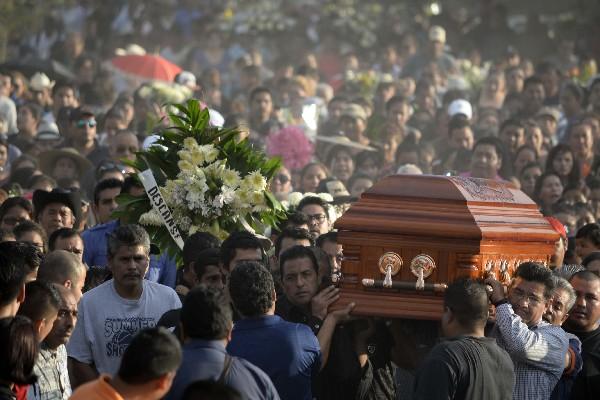 Los hechos de violencia por el crimen organizado afecta a los méxicanos.