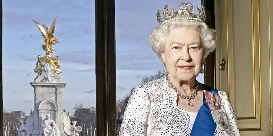 La reina Isabel II lleva 64 años en el trono. (Foto Prensa Libre: Hemeroteca PL)