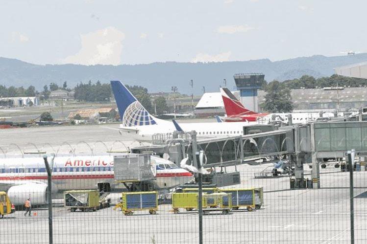 La Dirección General de Aeronáutica Civil es la siguiente institución que será desintervenida. (Foto Prensa Libre: Hemeroteca PL)