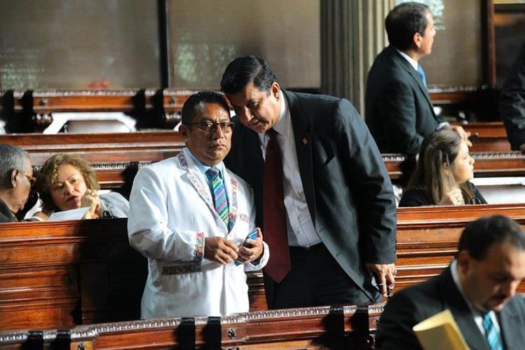 Los diputados del Congreso son en su mayoría nuevos pero las prácticas se mantienen siempre iguales. (Foto Prensa Libre: Archivo)