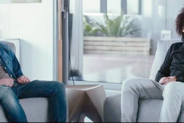 Carvajal y Marcelo hablan sobre su experiencia en el nuevo auto de Audi. (Foto Prensa Libre: Youtube)