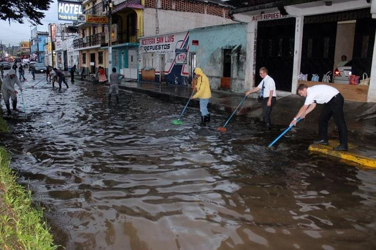 El invierno en 2016 podría ser intenso. (Foto Prensa Libre: Hemeroteca PL)