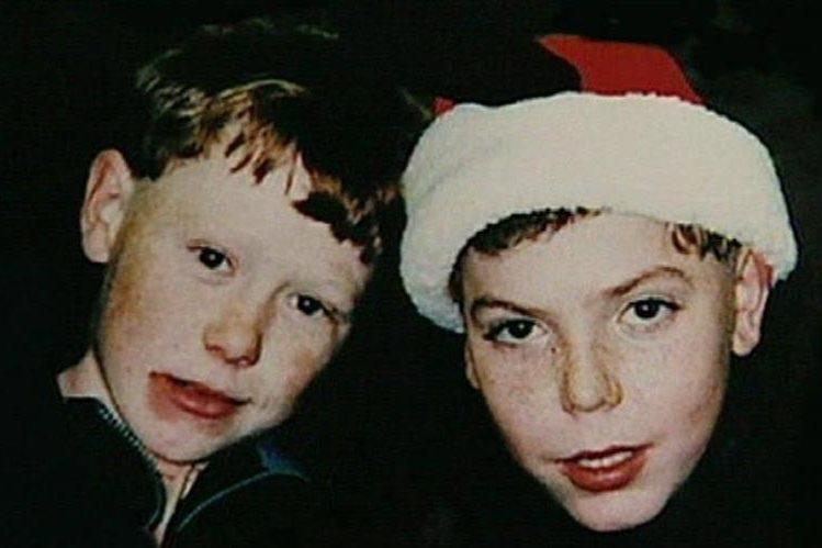David Spencer y Paddy Warren desaparecieron hace 20 años y nunca más se supo de ellos. WEST MIDLANDS POLICE