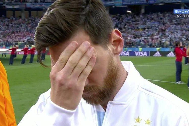 Fernando Niembro a Messi: Ya renunciaste una vez, podrías hacerlo de nuevo