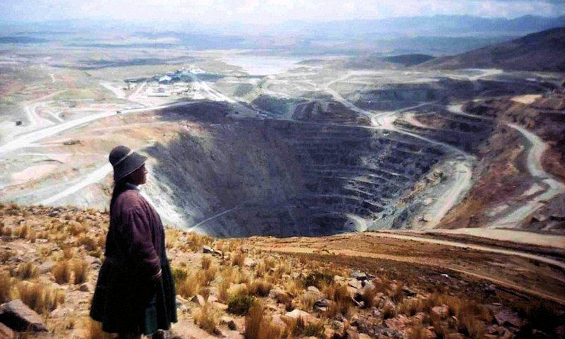 Perú es el segundo mayor productor mundial de plata, tercero de cobre y quinto de oro. (Foto Prensa Libre: bioenergycrops.com)