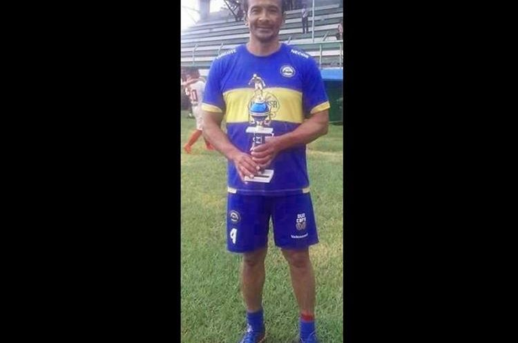 Yuliani militó en varios equipos guatemaltecos, dentro de ellos con Deportivo Marquense. (Foto Prensa Libre: Whitmer Barrera)