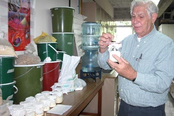 <p>Ricardo Bressani, académico reconocido a nivel mundial por su aporte en la lucha contra la desnutrición. (Foto: Prensa Libre)<em><br></em></p>