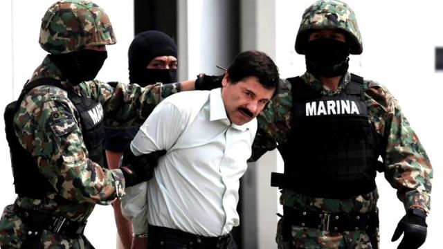 La película de Sony competirá con otro proyecto cinematográfico de Hollywood relacionado con el Chapo, en este caso a cargo de Fox. (Foto Prensa Libre: EFE)