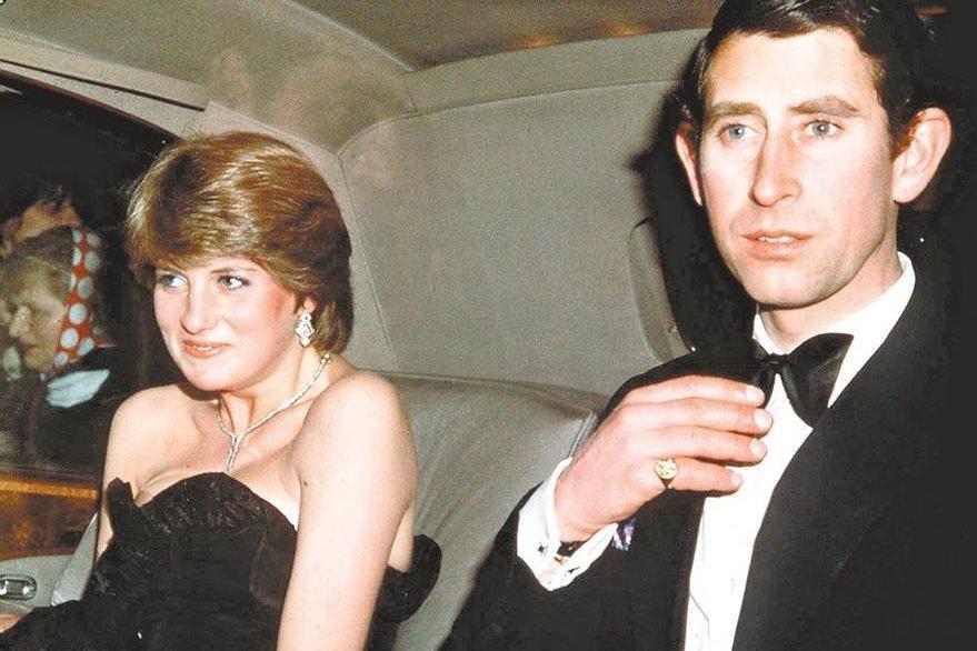 Diana y Carlos el día de su compromiso en marzo de 1981. (Foto: AP)