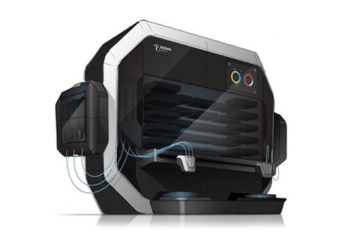 Impresora desarrollada para fines terapéuticos por BioDan Group.