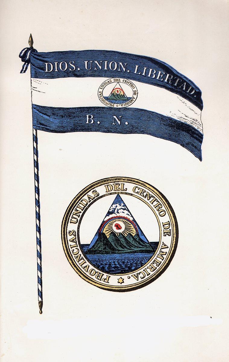 Origen de nuestra bandera azul y blanco