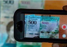 """Maduro anunció la creación de una criptomoneda llamada """"petro"""". (Foto Prensa Libre: AFP)"""