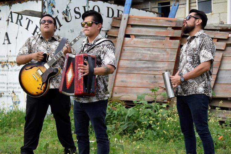 Los artistas locales tienen previsto llevar su música a distintos rincones del país y preparan gira en varios departamentos. (Foto Prensa Libre: El Salto del Tigre)