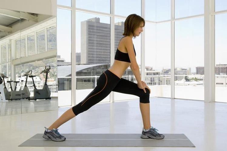 Mejore su condición física y salud con estos ejercicios (Foto Prensa Libre: servicios).