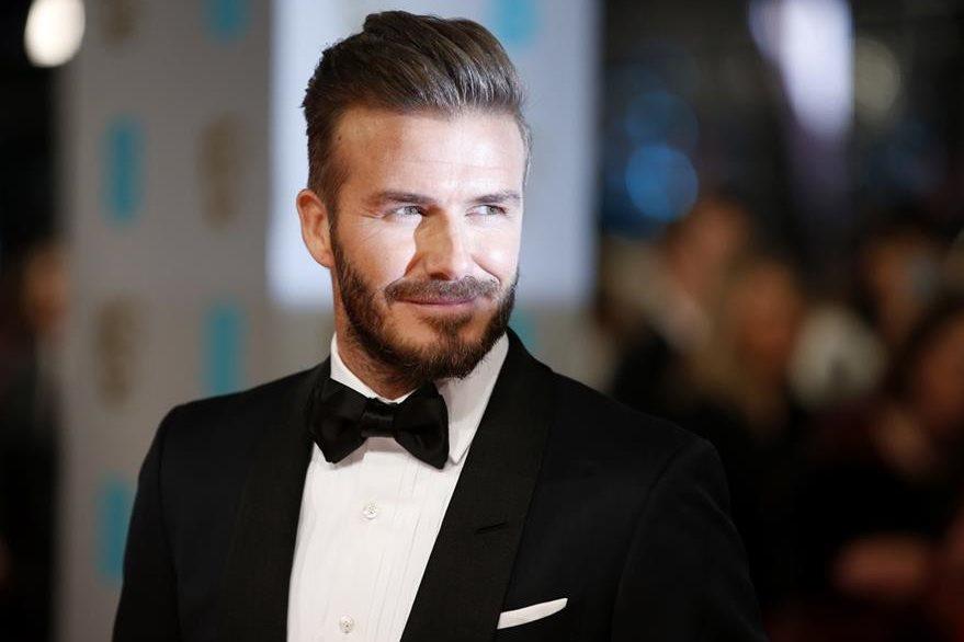 David Beckham está casado con la exintegrante de las Spice Girl, Victoria Beckham. (Foto Prensa Libre: AFP)