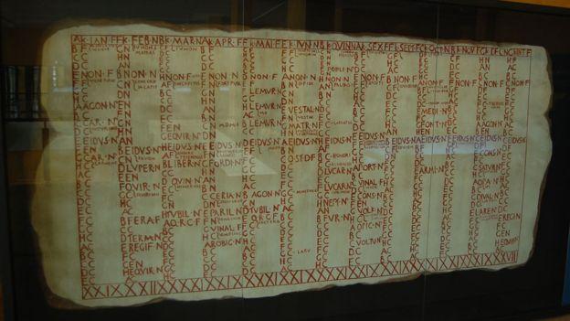 El calendario juliano era más preciso que el romano, que se usó hasta el año 45 a.C. WIKIMEDIA COMMONS