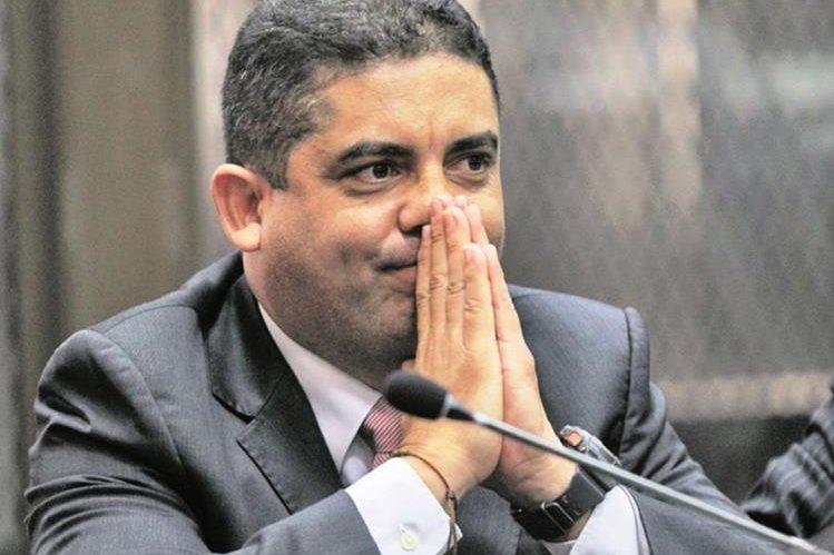 Juan Carlos Monzón, es colaborador eficaz en los casos de corrupción La Línea y Cooptación del Estado. (Foto Prensa Libre: Hemeroteca PL)