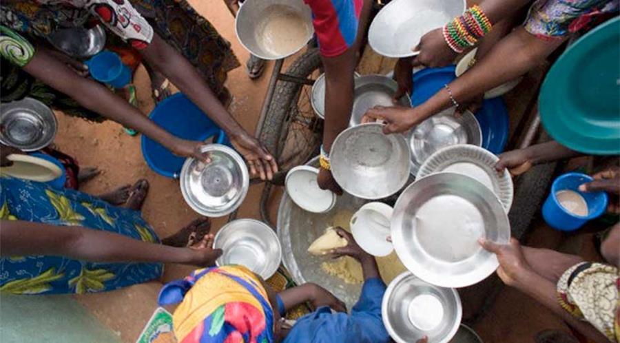 El hambre sigue afectado a millones en el mundo. (Foto: elnacional.com.do).