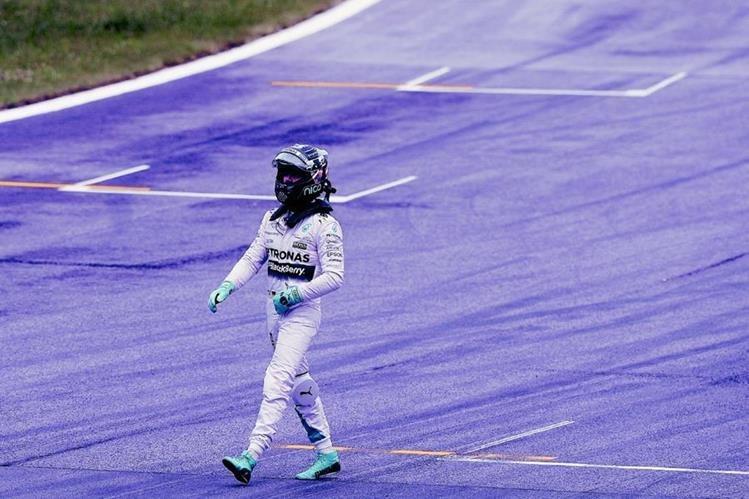 Nico Rosberg busca un nuevo triunfo en la F1. (Foto Prensa Libre: Hemeroteca)