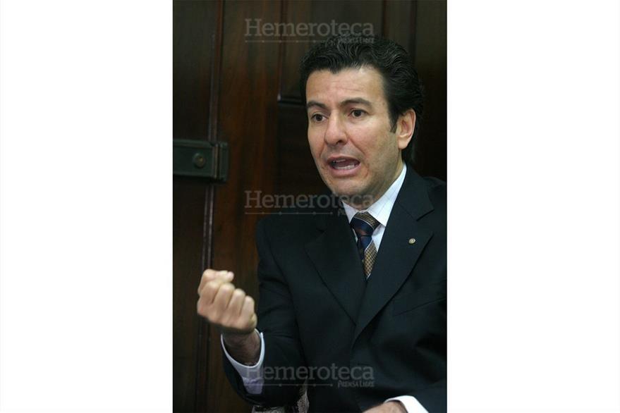 Jorge Méndez Herbruger, presidente del Congreso en el 2005. (Foto: Hemeroteca PL)
