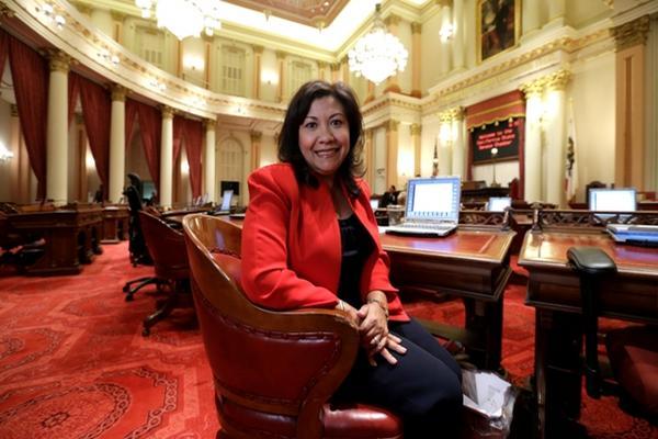 La guatemalteca Norma Torres es figura en las elecciones en California, se postula por el partido Demócrata. (Foto Prensa Libre: Hemeroteca PL)