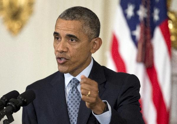 Barack Obama, mostró su frustración por las constantes muertes en balaceras.