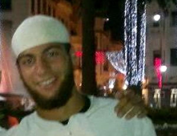 <em>Ayoub El Khazzani, autor del fallido atentado contra el tren de Thalys.</em>