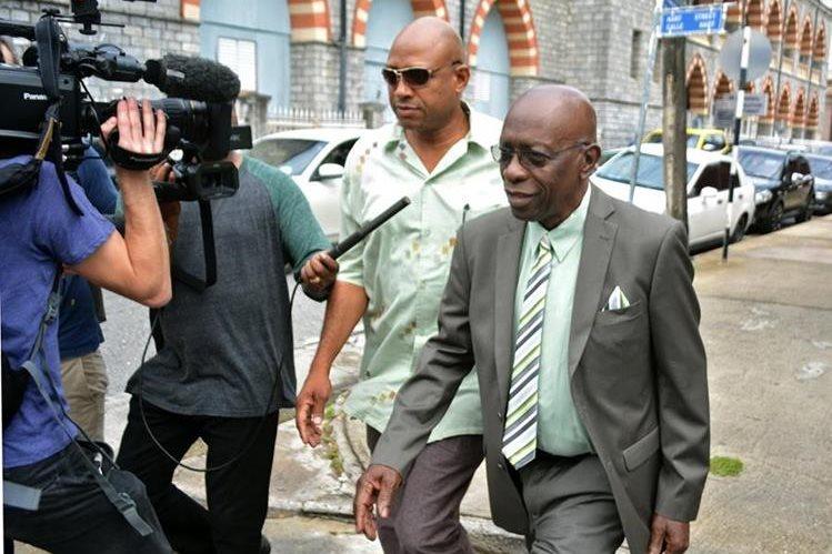 El exvicepresidente de Fifa debe esperar para ser extraditado a Estados Unidos. (Foto Prensa Libre: AFP).