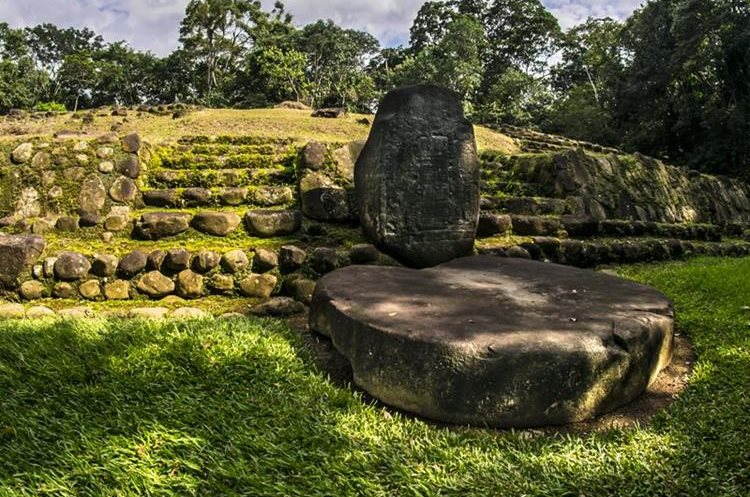 Parque Nacional Arqueológico Tak'alik Ab'aj