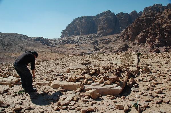 Monumento fue utilizado para fines ceremoniales la ciudad de Petra.(AP).