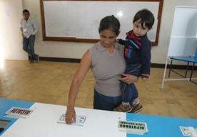 Este domingo los guatemaltecos eligen al nuevo presidente.