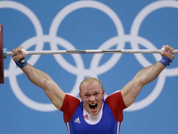 La Selección de Pesas de Rusia también fue vetada de los Juegos Olímpicos. (Foto Redes Sociales).