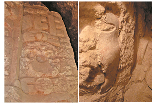 En El Pesquero se halló una muestra muy temprana de una estructura con crestería. (Fotos: Edgar Suyuc / Proyecto Cuenca Mirador).