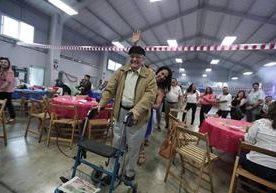 La ACHIREG organizó una Gran Fonda chilena/chapina