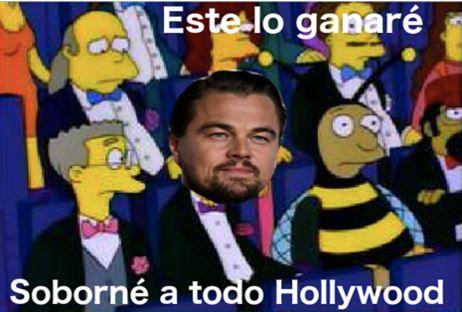 Los cibernautas deseaban que DiCaprio fuera el vencedor. (Foto Prensa Libre: Hemeroteca PL)